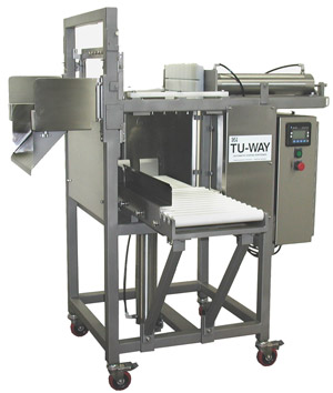 3001 PLC TU WAY Cheese cutting machine