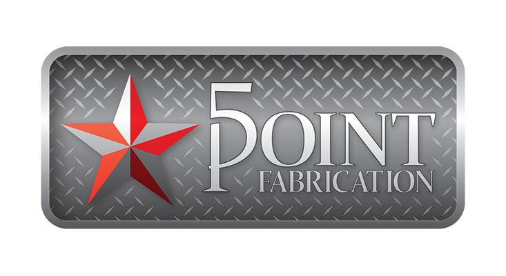 5 Point Fabrication Logo