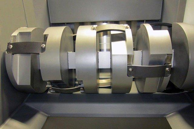 Model 2501 Stainless Steel Flow Through Drum